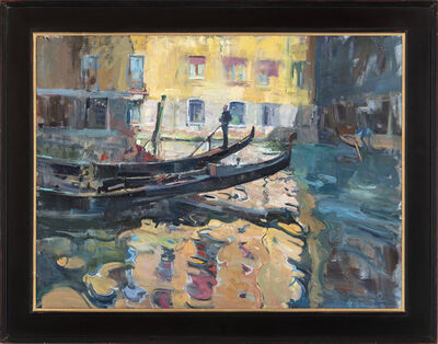 Mikael Olson, 'Canal in Venice', 2018