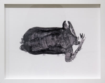 Sophie Kahn, 'Machines for Suffering VI: Blueprint II', 2018