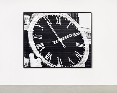Bettina Pousttchi, 'Moscow Time', 2012