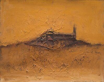 Carlo Mattioli, 'Paesaggio d'estate a Parma', 1974