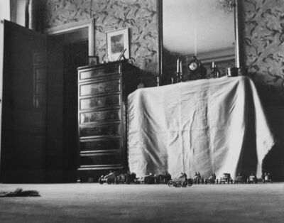 Jacques Henri Lartigue, 'In My Room, Paris', 1905