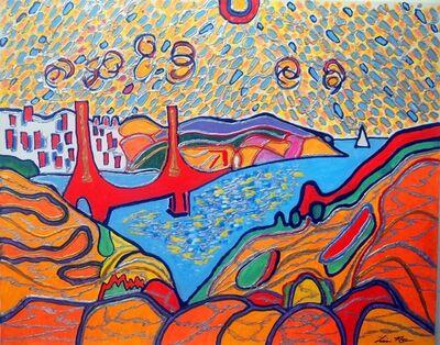 Lisa Mee, 'The Golden Gate Bridge', 2020