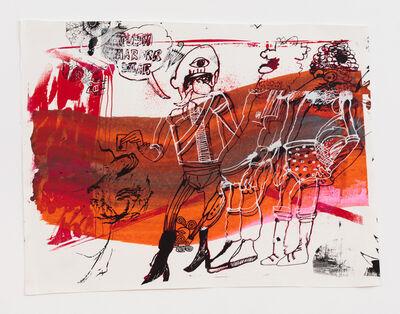 Molly Zuckerman-Hartung, 'Push (1 of 2)', 2018