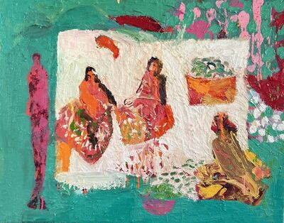 Paul Wadsworth, 'Indian Market', 2020