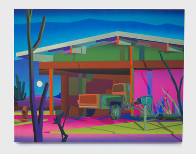 Jonathan Chapline, 'Scenes of a Home (Cart Port)', 2019