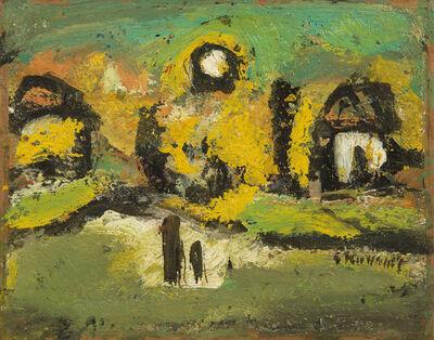 Georges Rouault, 'Paysage animé', 1951