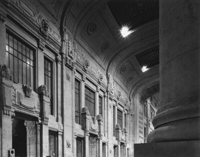 Gabriele Basilico, 'Milano, Stazione Centrale', 1989