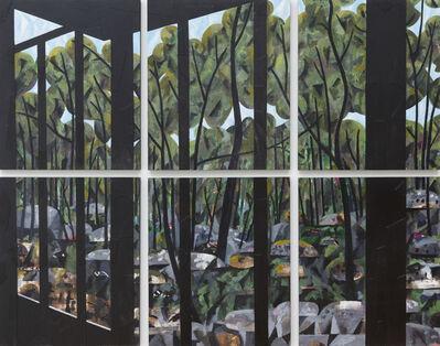 Ed Miliano, 'Tokyo Window', 2017