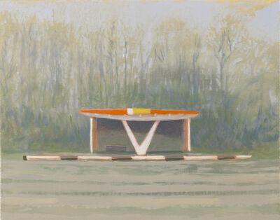 Greg Drasler, 'Bus Stop/Check Point 10', 2020