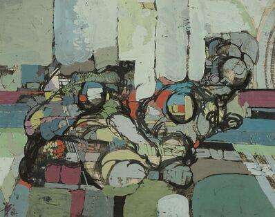 Ibrahim Hussein, 'Untitled', 1964