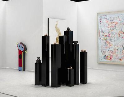 LORENA FERNÁNDEZ, 'ALTAR DE HEROÍNAS (instalación)', 2017