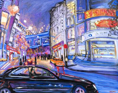 Jeffrey Hessing, 'Blue Neon'