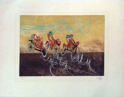 Roberto Matta, 'Les transports ', 1977