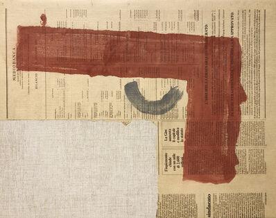 Antonio Dias, 'Pistola', 1981