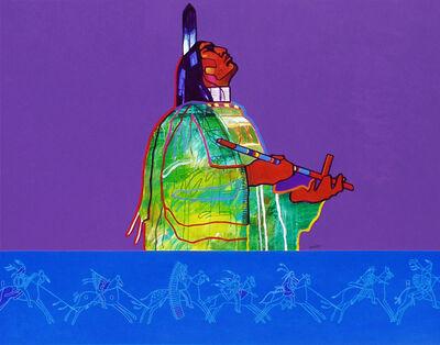 John Nieto, 'Plains Prayers 9-11', 1999
