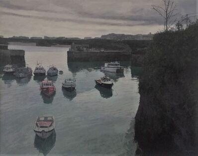 Reuben Colley, 'Newquay Harbour I', 2018