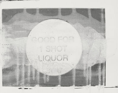 T.R. Ericsson, '1 Shot (Vodka)', 2019