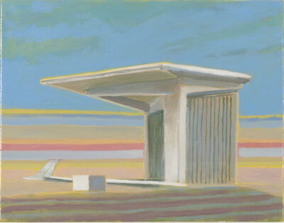 Greg Drasler, 'Bus Stop/ Check Point 11', 2020