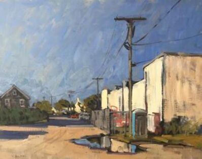 Victor Butko, 'Behind the Main Street', 2018