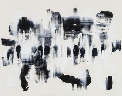 Gudrun Mertes-Frady, 'Moves in Black and White 16', 2016