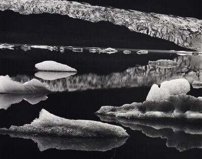 Brett Weston, 'Mendenhall Glacier', 1973