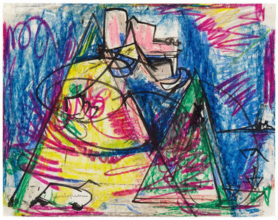 Hans Hofmann, 'Untitled', 1941