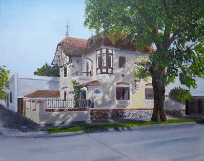 Juan J. Franchi, 'Barrio La Blanqueada,  Casa Schurmann  ', 2020