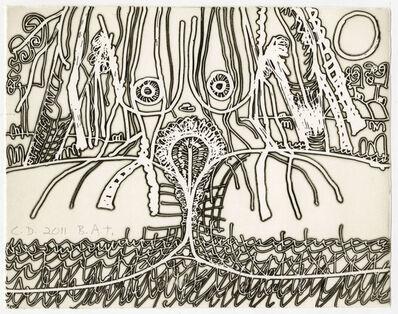 Carroll Dunham, 'The Nude #4', 2011