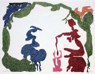 Monique Prieto, 'Texture Shaping', 2002