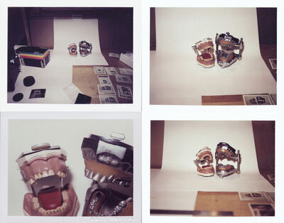Andy Warhol, 'Dental Molds', 1982-1983