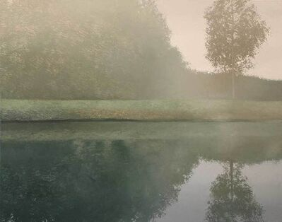 Benoît Trimborn, 'Canal au Brouillard', 2020