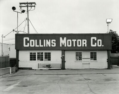 Michael Mulno, 'Collins Motor Co., San Diego, CA', 2018