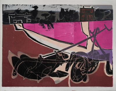 Michael Rothenstein, 'Black Pony', 1955