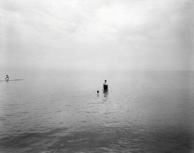 Harry Callahan, 'Lake Michigan', 1953
