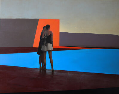 Tomas Watson, 'Scenes from a Life - Glow', 2018
