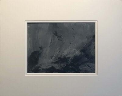 Janette Kerr, 'Dark Sea, Shetland', 2018