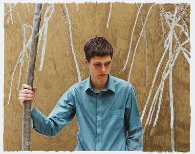 Slater Bradley, 'Gold Ian 4', 2007