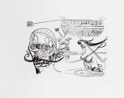 Albert Oehlen, 'L. P. A. (for Parkett 79)', 2007