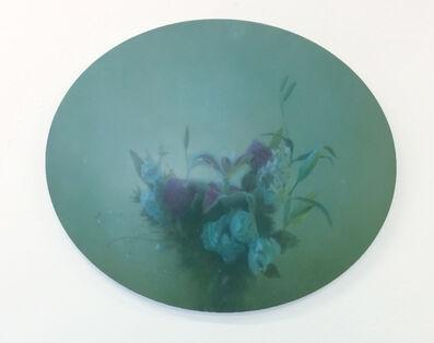 Peter Halasz, 'Lilies and Old Roses I ', 2016