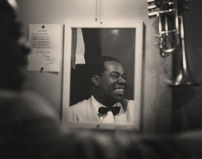Bob Willoughby, 'Louis Armstrong', 1950