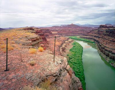 Karen Halverson, 'Shafer Trail, Moab, Utah', 1994