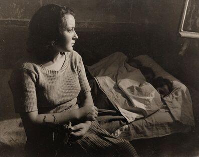 Walter Rosenblum, 'Mother and Child', 1946