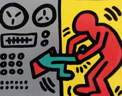 Keith Haring, 'Pop Shop III ', 1989