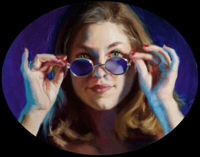 Terry Strickland, 'Tangled Up in Blue', 2020