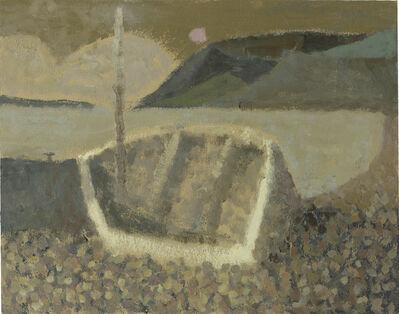Nicholas Turner, 'Boat at Sennen', 2019