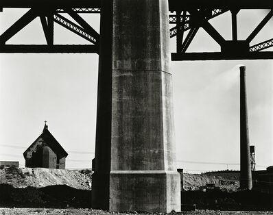 Brett Weston, 'Church, Brooklyn Outskirts', 1945-printed 1951