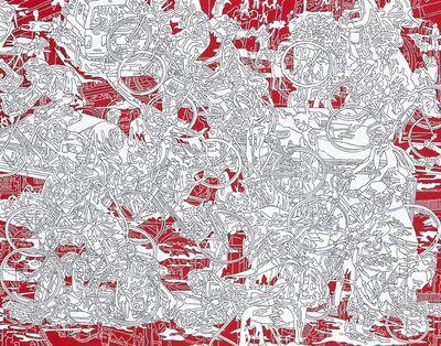 Kentaro Hiramatsu, 'Park-r-1', 2015