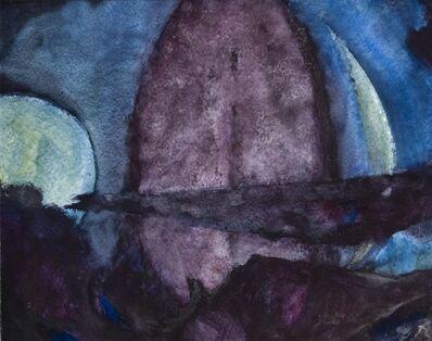Herbert Beck, 'Abstrakte Landschaft ', ca. 2005