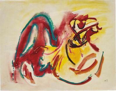 Henri Michaux, 'Sans titre', 1954