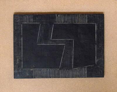 Alejandro Puente, 'Línea Blanca', 1987